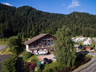 Hôtel Orée du Bois Longemer