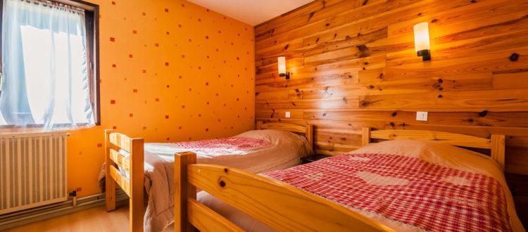 chambre hôtel l'Orée Du Bois