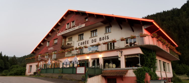 Hôtel Longemer Vosges